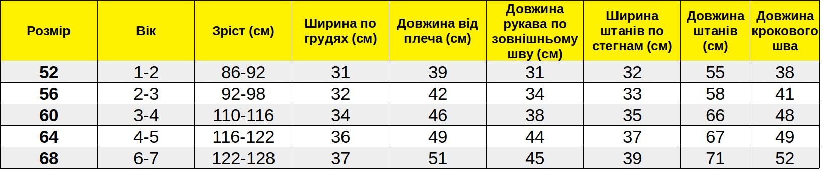 Таблиця розмірів_Д060012 width=
